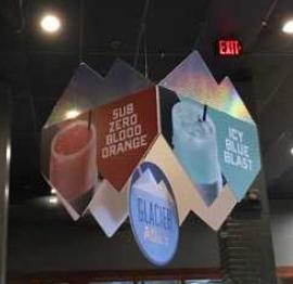 Ceiling Danglers