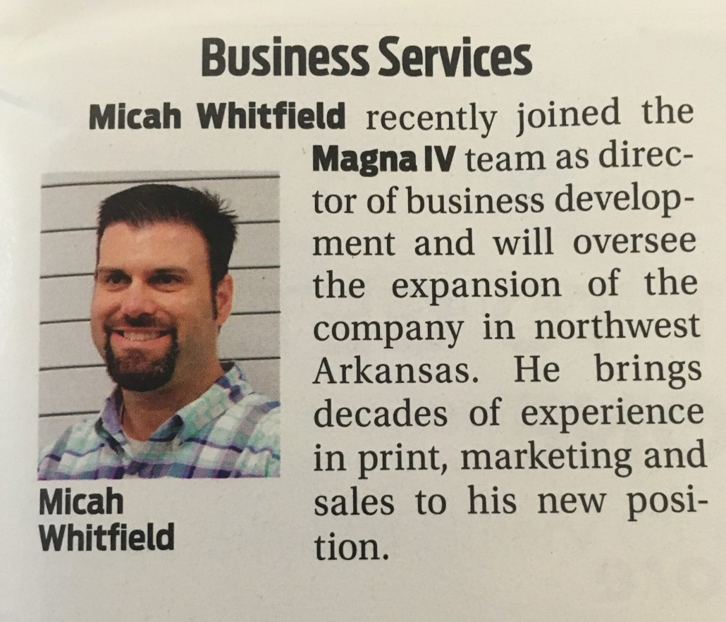 Micah Whitfield