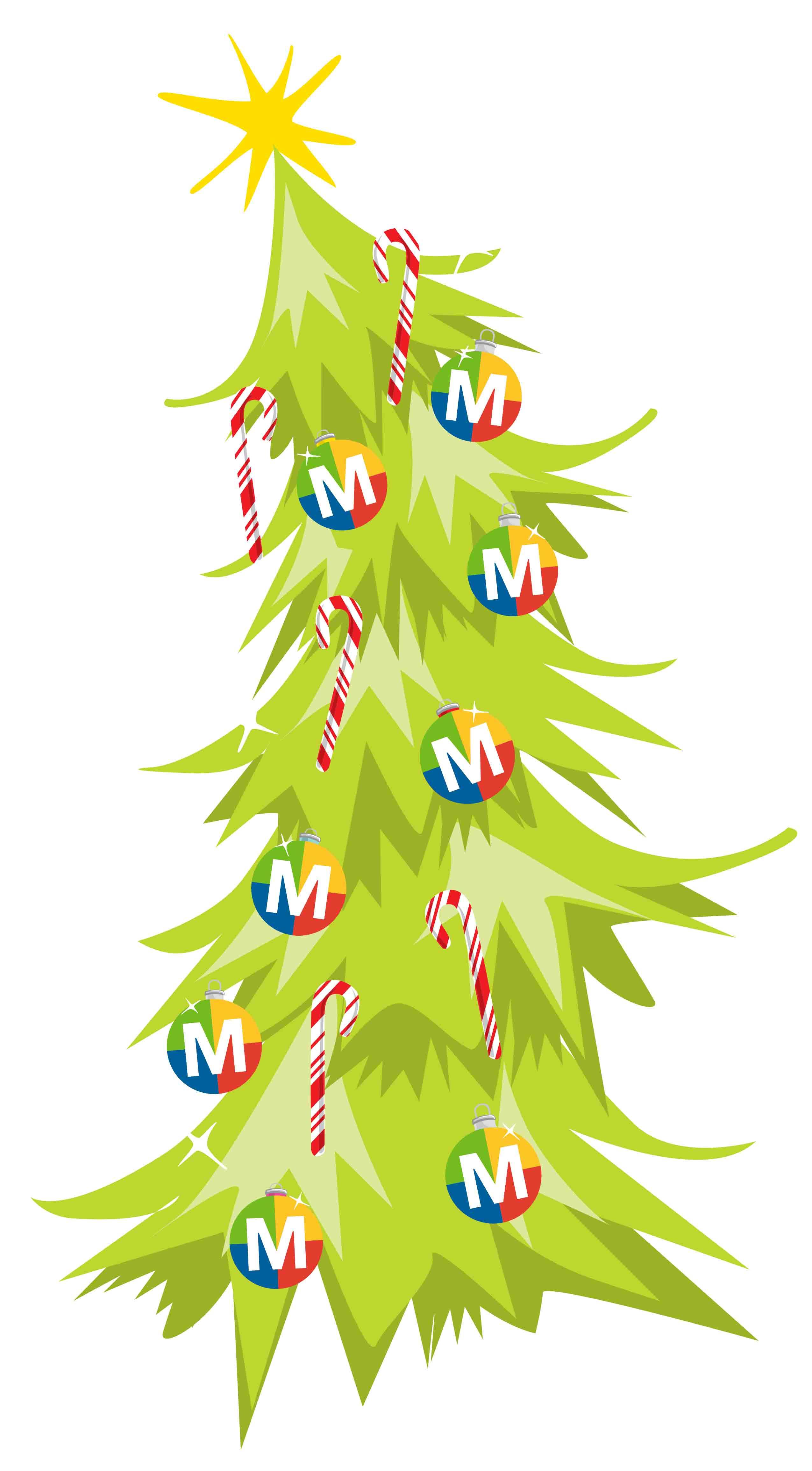 Magna IV Christmas Tree