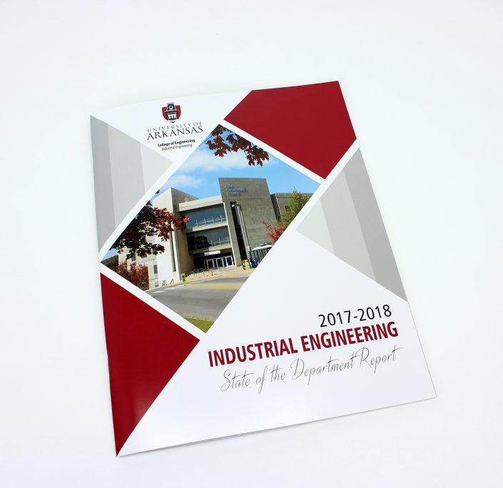 University of Arkansas College of Engineering brochure